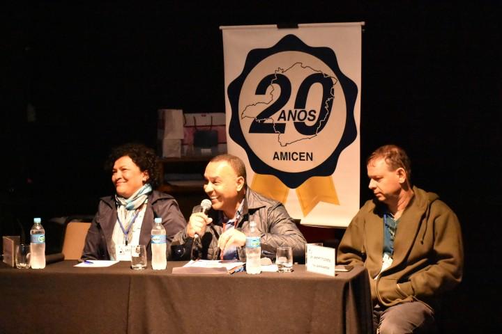Confira alguns momentos marcantes do II Encontro AMICEN 2017