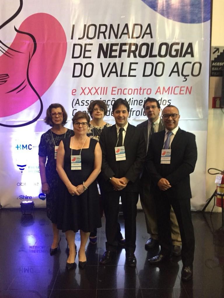 JORNADA DE NEFROLOGIA DO VALE DO AÇO E XXXIII ENCONTRO AMICEN