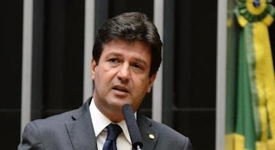 LUIZ MANDETTA É CONFIRMADO PARA O MINISTÉRIO DA SAÚDE