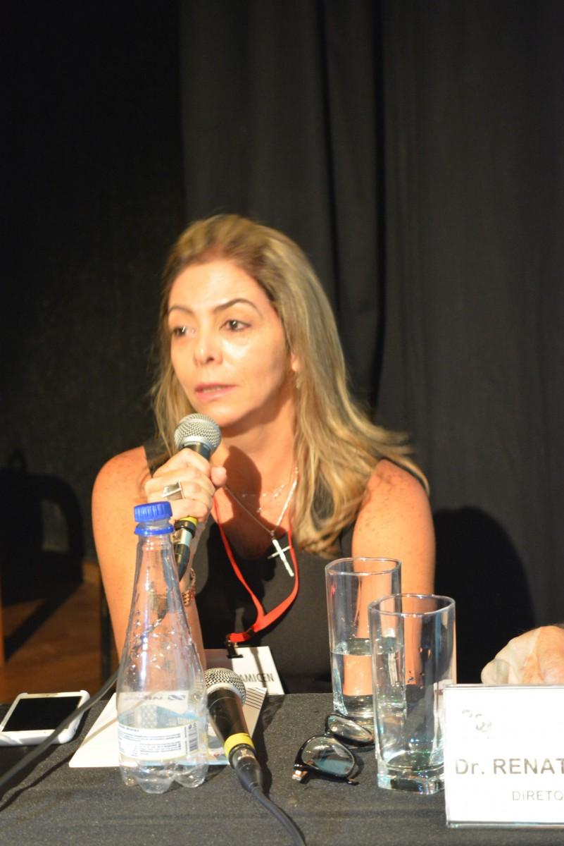 Posse da nova presidência - Dra. Ednéa Ladeira Marques